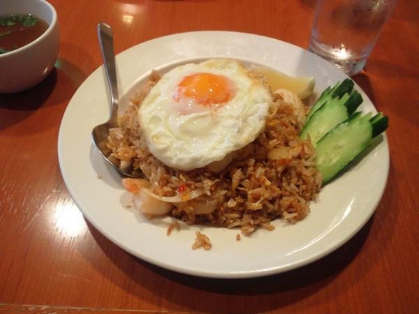タイの焼き飯