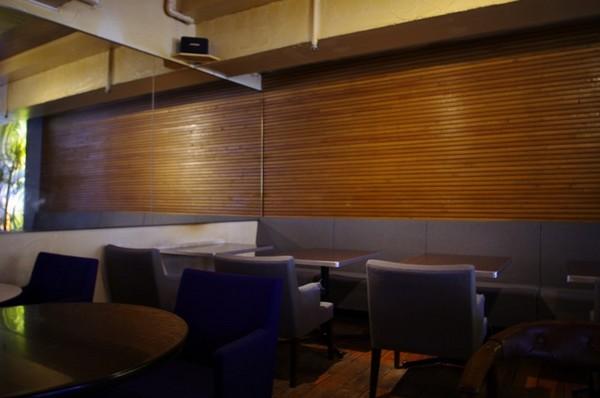 宇田川カフェの店内
