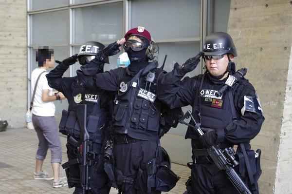 自宅警備隊「N.E.E.T」