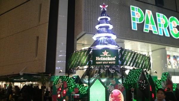 渋谷パルコ前