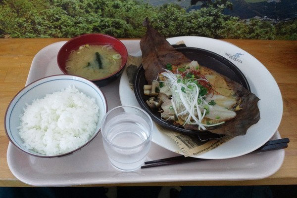 豚肉の大葉焼き