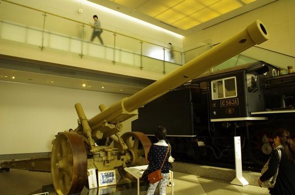 八九式15糎加農砲