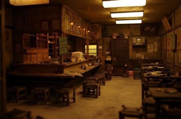 一昔前の定食屋?それとも居酒屋?