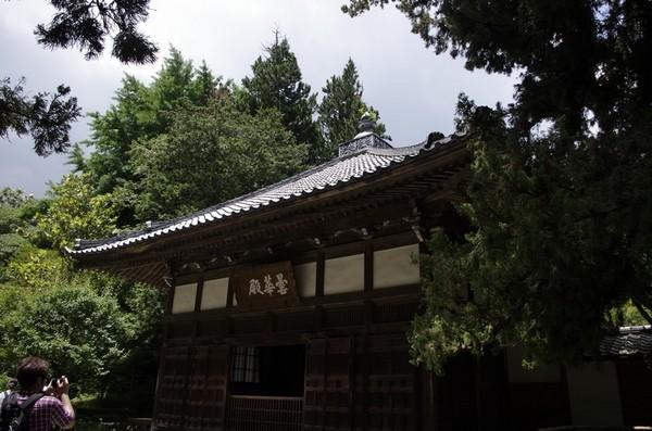 浄智寺の仏殿