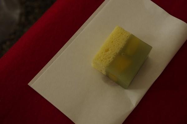清涼感のある和菓子