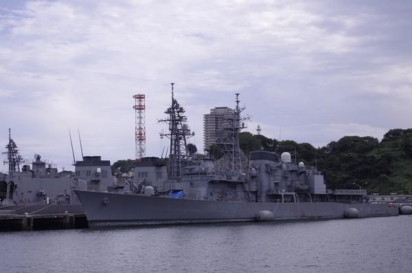 退役した護衛艦