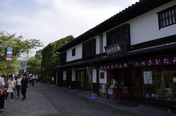 倉敷 白壁の街