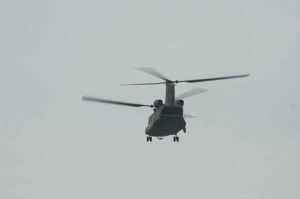 CH-47チヌーク