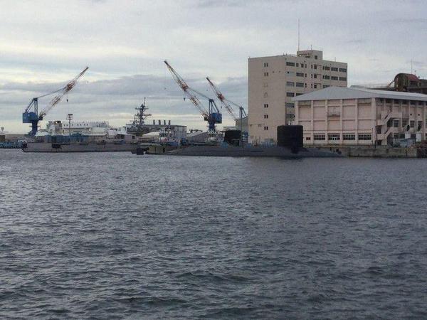 はるしお型練習潜水艦