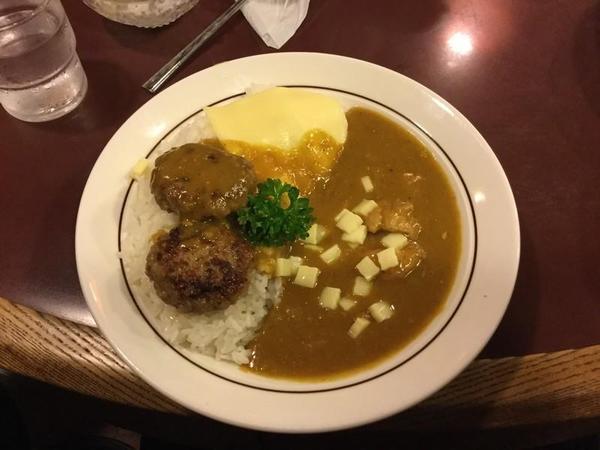 横須賀中央ちかくのベンガルでカレーを食す