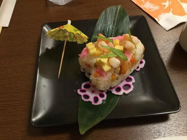 大和のちらし寿司