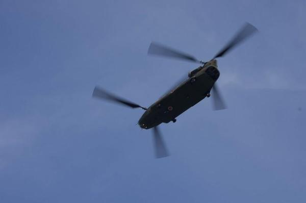 CH-47 チヌーク