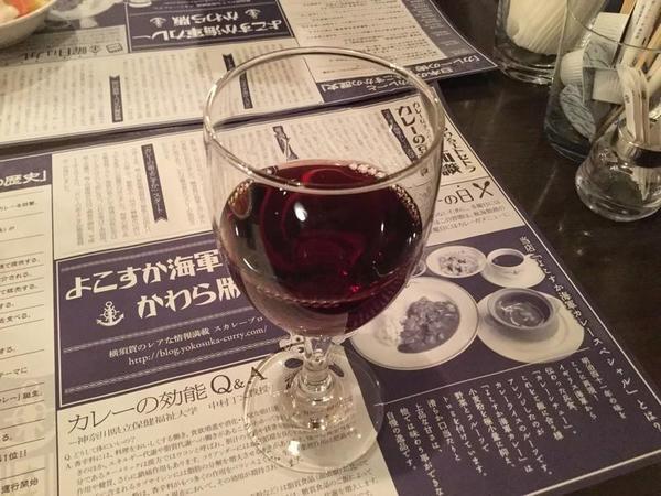 polaといえばワイン