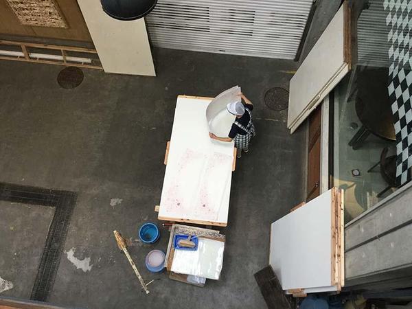 阿波和紙の製作工程