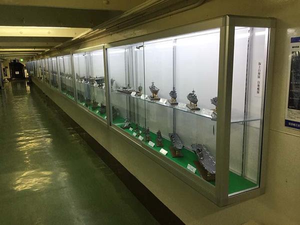 特別展「三笠秘蔵 連合艦隊 艦隊コレクション」