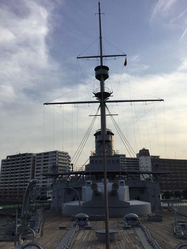 記念艦三笠