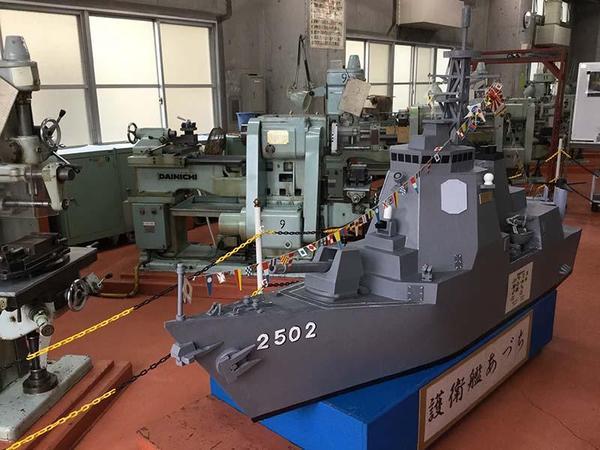 仮想護衛艦2502あづち