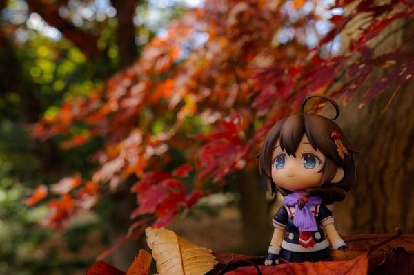 「紅葉狩り」(時雨)