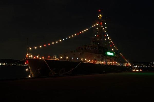 MSC-604 えのしま クリスマスイルミネーション