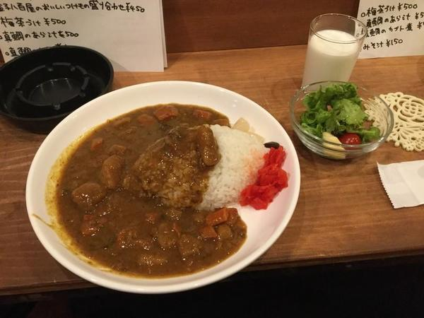 魚藍亭の元祖横須賀海軍カレー