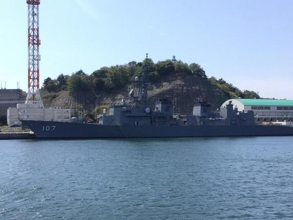DD-107 いかづち