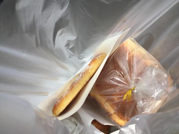 zacro(ザクロ)でパンを買い込む