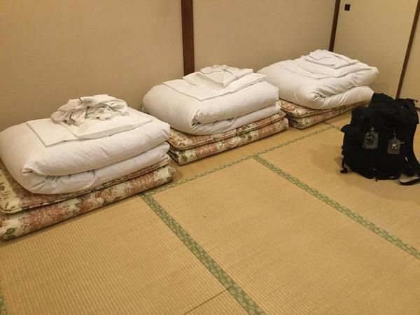 ごむをじさんの長崎・佐世保遠征 1日目の寝床