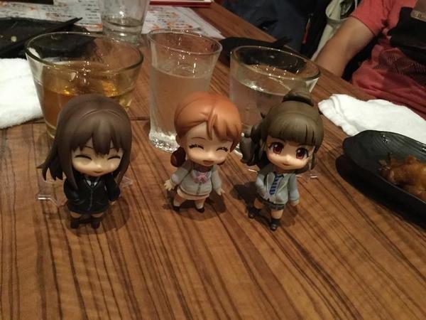 ウイスキーの「凛」日本酒の「かれん」泡盛の「神谷」