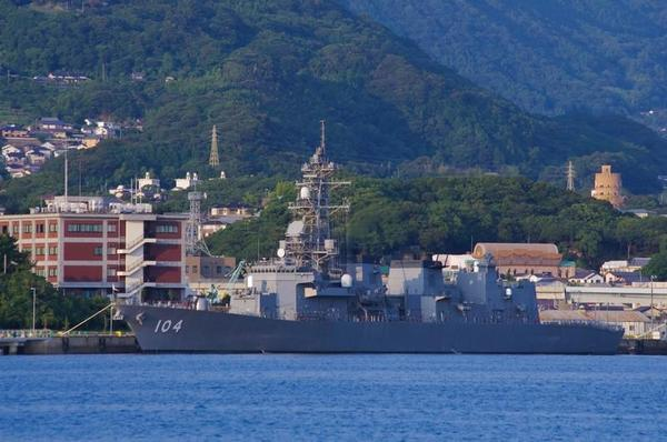 DD-104 きりさめ