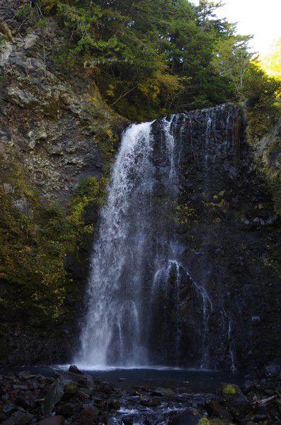 源五郎の滝