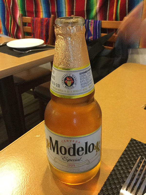 modelo(ビール)